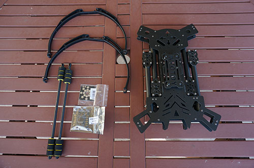 HJ-H4 Reptile Quadcopter - Purchased