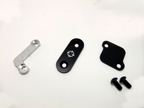 HPI Baja 5B SS - Upgrades - Overkill RC billit coil mount and engine covers