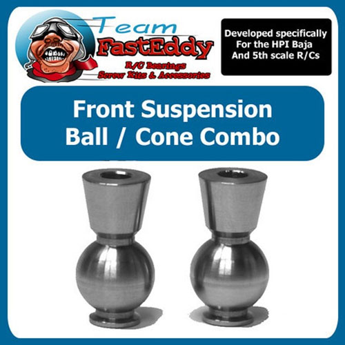 Team Fast Eddy Ball/Cone Combo