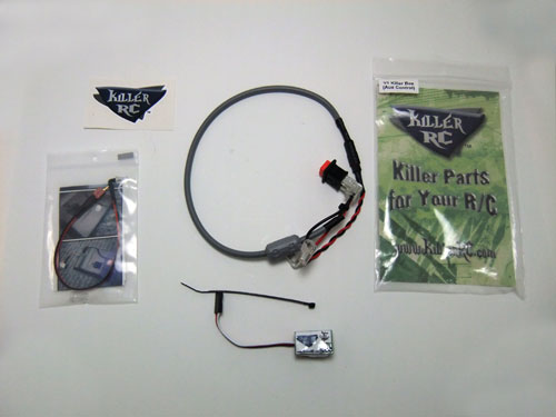 HPI Baja 5B SS - Upgrades - Killer RC KillerBee Kill switch V1