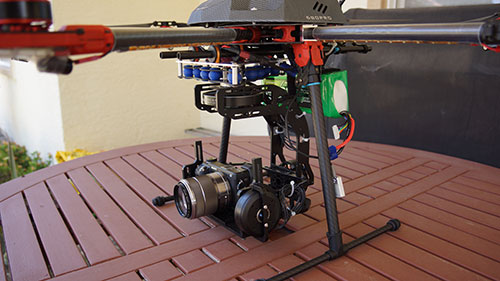Tarot 680Pro Hexacopter