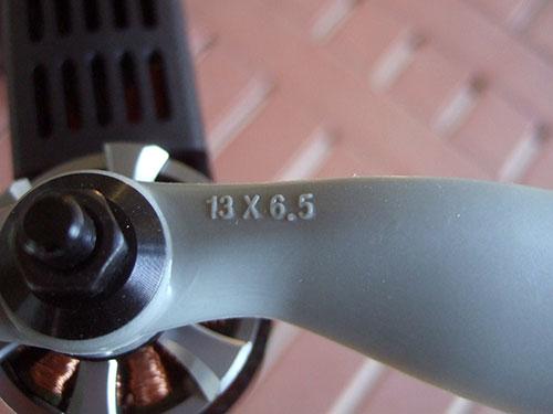 Xaircraft x650 v4 - Tiger Motors MT-3506 650KV
