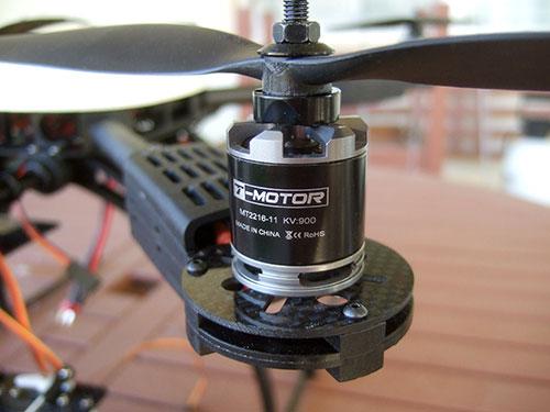 Xaircraft x650 v4 - The Build